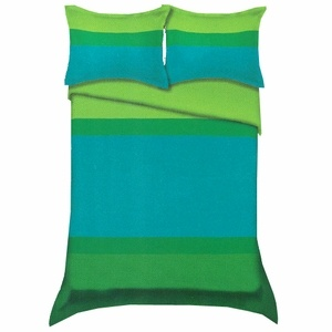 Marimekko Hennika Green Percale Bedding
