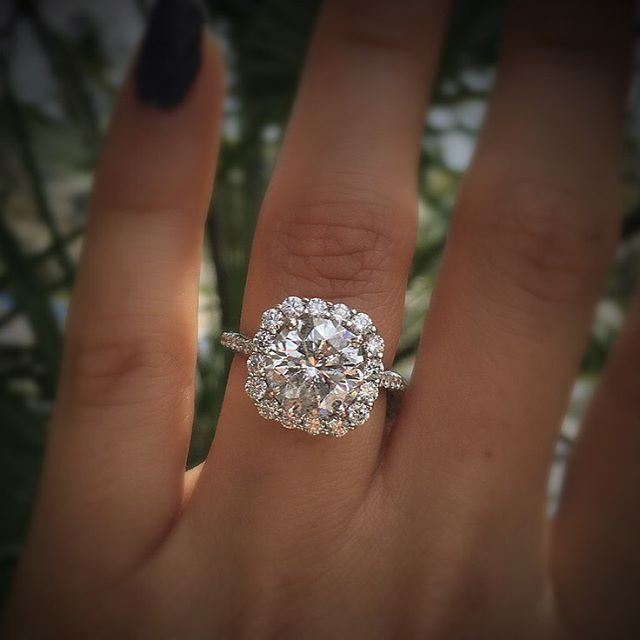 Best 25 top engagement ring designers ideas on pinterest engagement rings ideas trends 2017 do you need engagement ring insurance ask yourself if this 3 carat halo engagement ring should be protected hintyes junglespirit Gallery