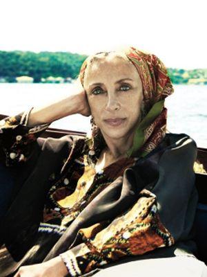 Franca Sozzani, Editor, Italian Vogue