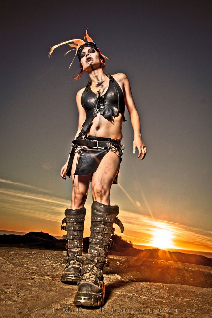 Out of the Wastelands by Model-Azzy-X.deviantart.com