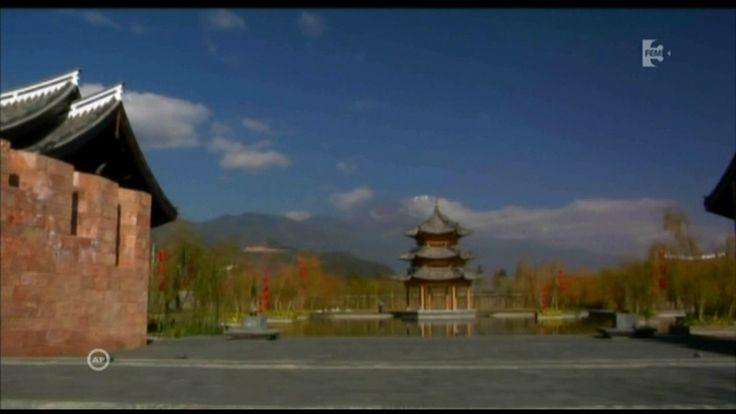 Édenkertek Ázsiában - Jurlang, Kína