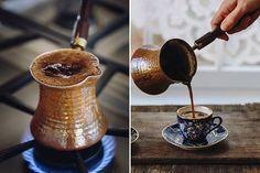 Türk kahvesini bir de böyle deneyin.