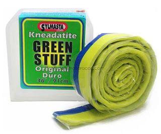 nebelwerfer: Green Stuff