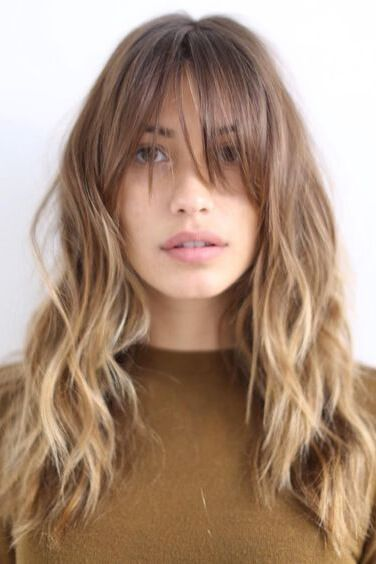 If you've got naturally wavy hair, this is the perfect haircut for you. This sho...,  #Hair #...