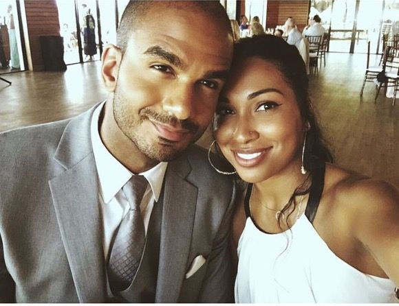 Melanie Fiona and Jared Cotter