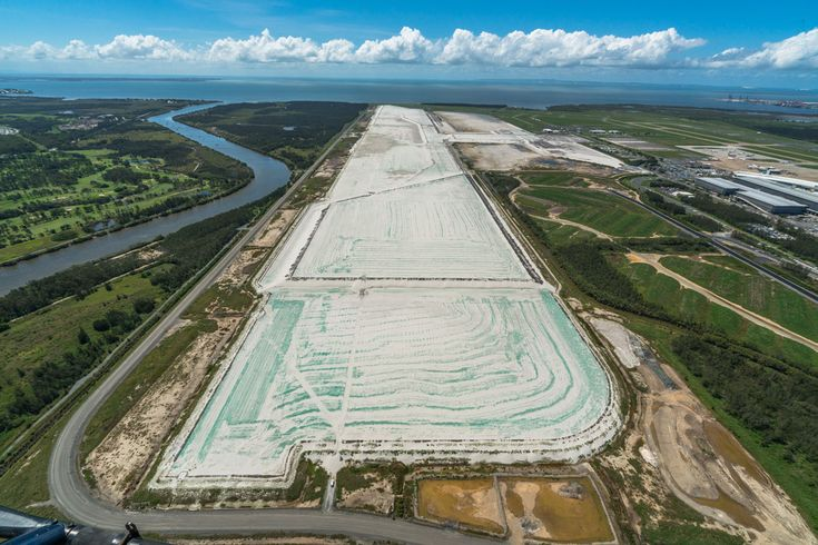 Brisbane's New Runway - Final Construction Phase