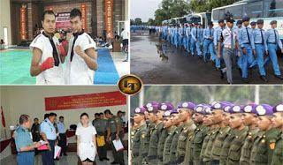 4 Jalur Ampuh Untuk Menjadi Anggota TNI
