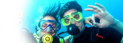 PADI Dive courses on Tioman Island