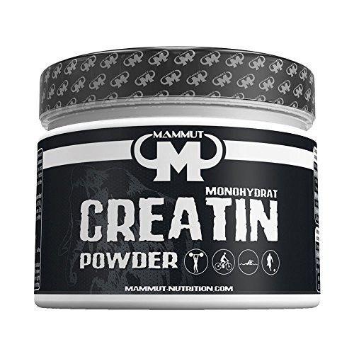 Mammut Creatine Monohydrate Powder 300gm