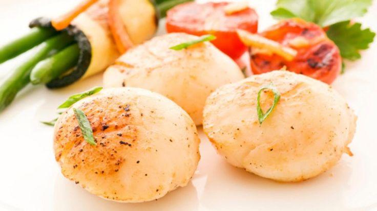 Coquilles met een sausje van mascarpone en breydelham | VTM Koken