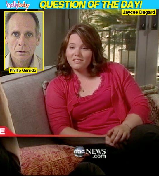 Do You Think It's Wrong That Jaycee Dugard's Daughters Refer To Her Kidnapper Phillip Garrido As 'Dad?'