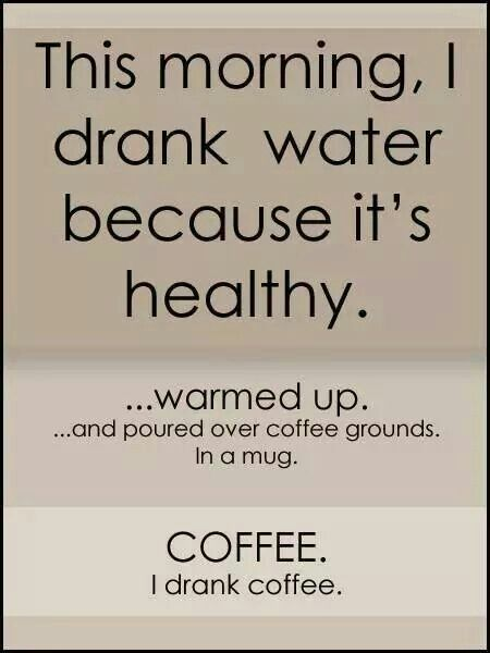 Image result for warm water coffee meme