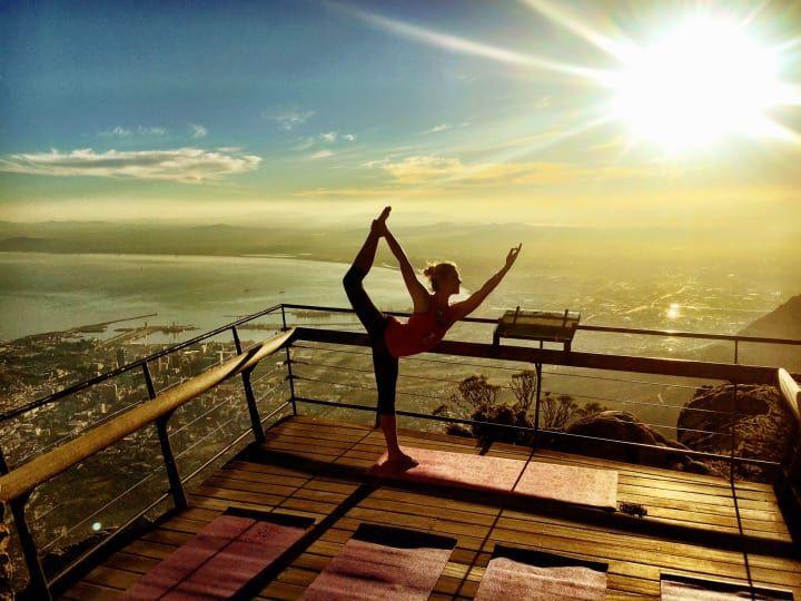 Table Mountain Yoga - Cape Town Yoga Experiences