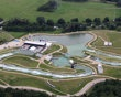 Aerial view of the Lee Valley White Water Centre which will host the Canoe Slalom events during the London 2012 Olympic Games on July 26, 2011 in London, England. (Photo by Tom Shaw/Getty Images) - http://www.PaulFDavis.com/success-speaker (info@PaulFDavis.com)