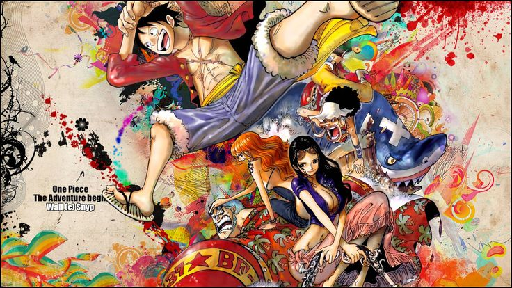 One Piece Hd Wallpaper High Quality One Piece HD Backgrounds and
