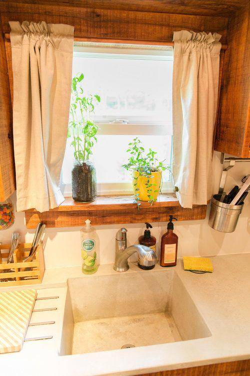 8 Best Mutfak Images On Pinterest Log Houses Small