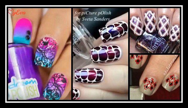 Όσο πιο μακριά νύχια έχεις τόσο πιο πολλά σχέδια νυχιών μπορείς να κάνεις. Δες εδώ nail art tutorials για κοντά νύχια που θα κλέψουν την παράσταση!