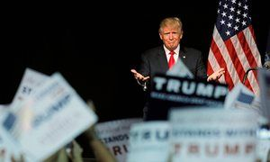 Donald Trump's Super Pac backers worry candidate's errors are piling up | US news | The Guardian