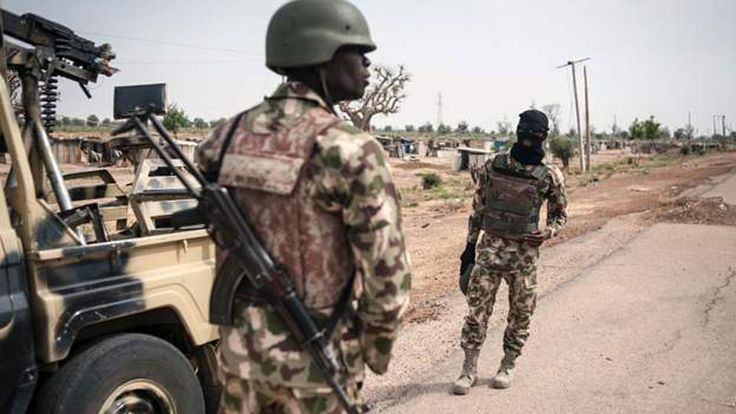 Army releases 1271 detainees in Maiduguri   Nigerian soldiers are fighting Boko Haram militants in north-east Nigeria. PHOTO: AFP  The Nigerian Army said on Monday that it had so far released about 1271 detainees after clearing them of any link with the Boko Haram terrorists group. Brig.-Gen. Victor Ezugwu the General Officer Commanding (GOC) 7 Division of the Nigerian Army Maiduguri disclosed this while speaking at a forum for the reintegration of children associated with armed forces or…