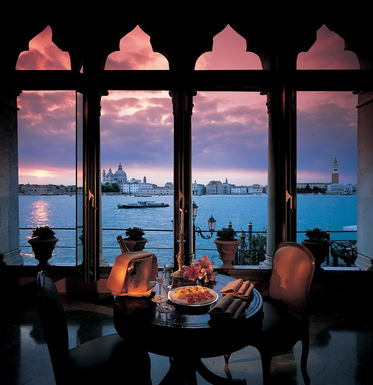 The incomparable view from the sitting room of the Dogaressa Suite - Palazzo Vendramin