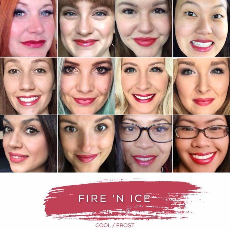 Lipsense Fire N Ice