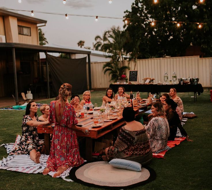 Sage Designs & Co. launch night - the most beautiful styled event with a wonderful group of empowering women. Event Styled By: Andii Mihay Events Photographer: Sarah Louise Photography