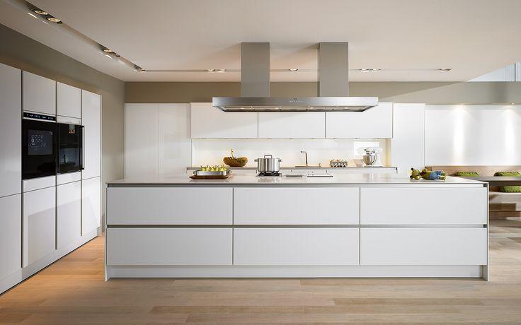 Moderne Küche ohne Griff S2 | siematic.de