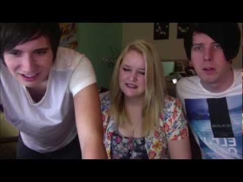 Would You Rather? with AmazingPhil & DanIsNotOnFire