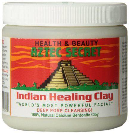 Aztec Secret Indian healing Bentonite clay: An inexpensive way to detox through the bottoms of your feet.