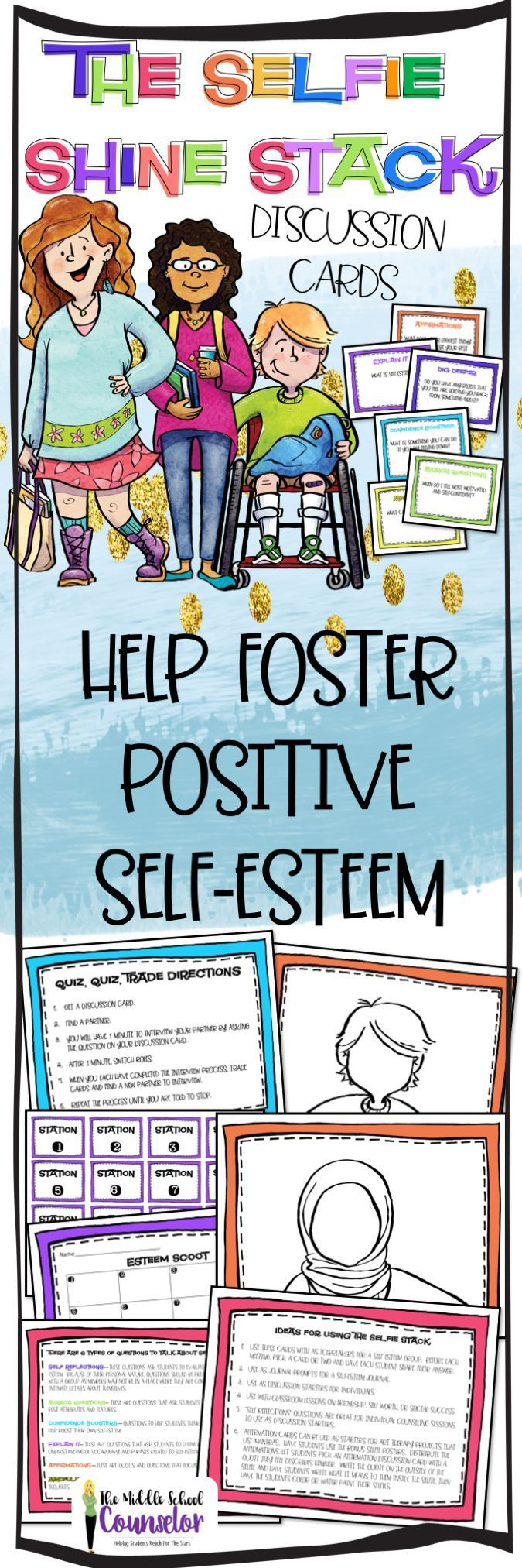 1345 best Elementary School Guidance Counselor images on Pinterest ...
