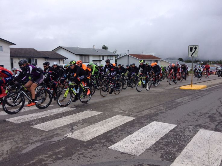 Tour of Alberta 2015 in Grande Cache