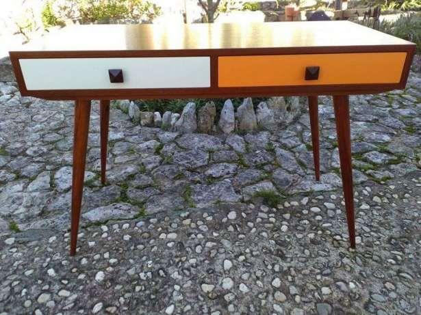 Secretaria / mesa retro vintage Rio Maior - imagem 1
