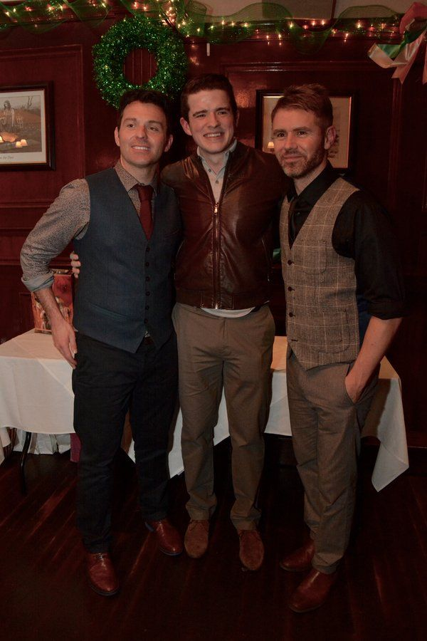 Photo Coverage: Neil Byrne and Ryan Kelly Release New Album ECHOES at Rory Dolan's
