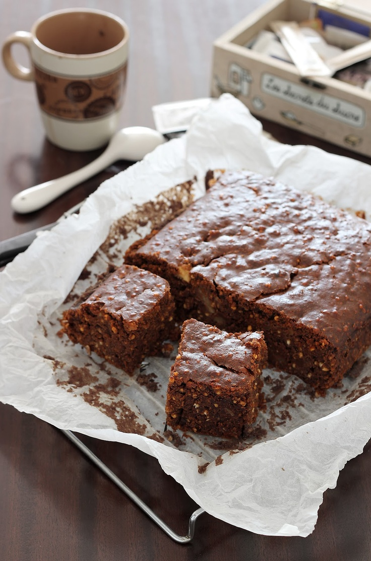 SaleQuBi: La torta umido