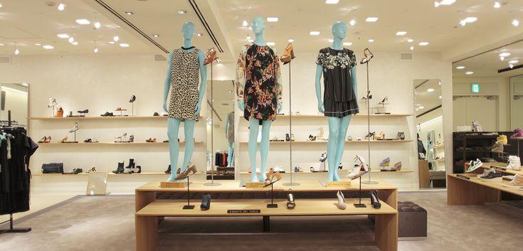 BARNEYS NEW YORK|バーニーズ ニューヨーク 「バーニーズ ニューヨーク新宿店」ウィメンズフロアリニューアル <3階> 「ニューヨークと言えば……」という代表的なブランドを中心に取り扱う3階