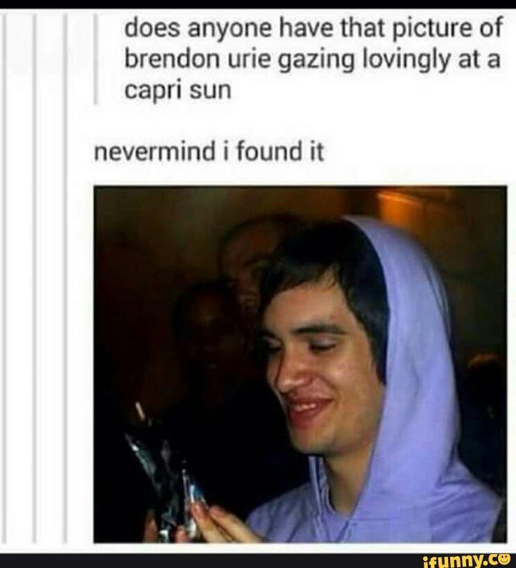 Image result for brendon urie meme