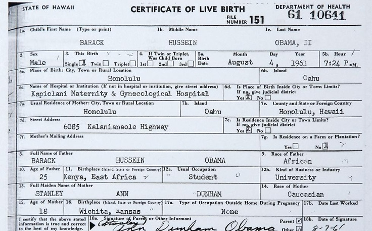 neil armstrong birth certificate - photo #11