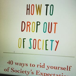 it's all about this at the moment : we bought a bus and left society behind : here are the 40 things we have gained real clarity on after a year of being on this journey : maybe you will find a gem or two in there... : you can download it on our website f