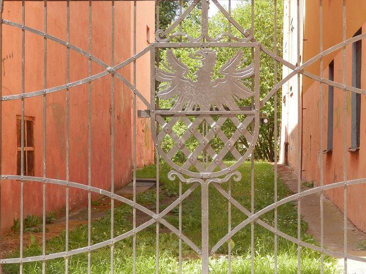 Brána s Erbem města Cheb