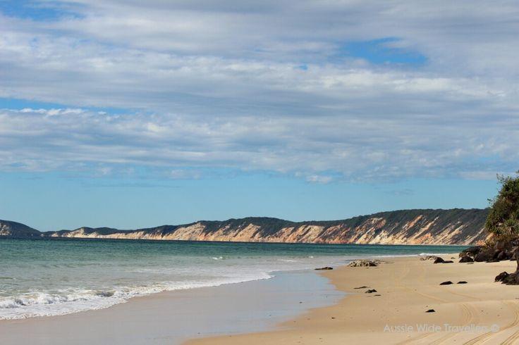 Rainbow Beach QLD Australia  #rainbow #beach #Australia #travel #travellife #family #aussiewidetravellers