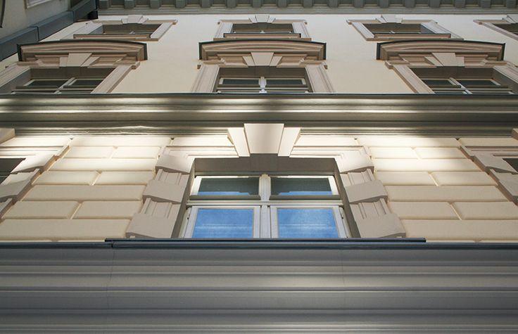 Cornici finestra, marcapiano, soprafinestra, cornici