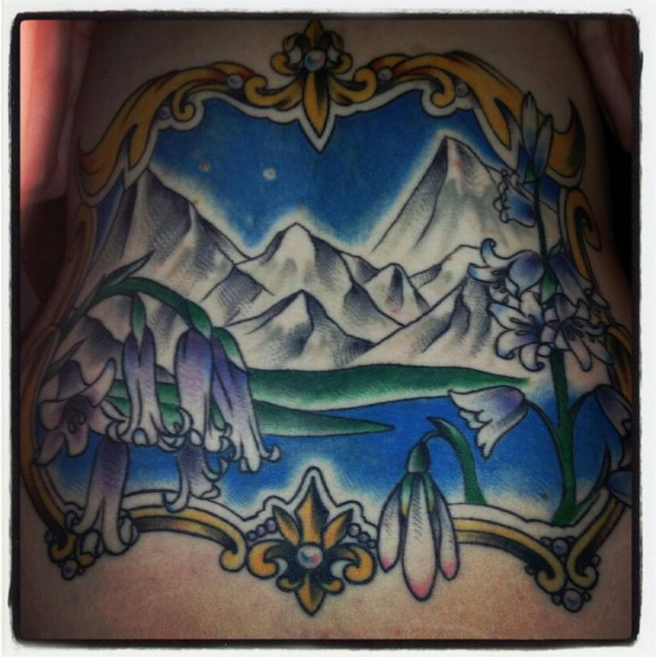 17 best images about landscape tattoos on pinterest beach scenes sleeve and ocean tattoos. Black Bedroom Furniture Sets. Home Design Ideas