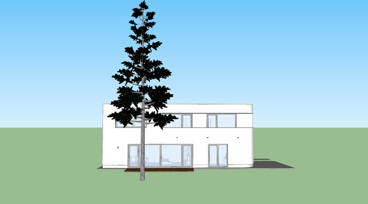 3D model of our home, powered by Google Sketchup