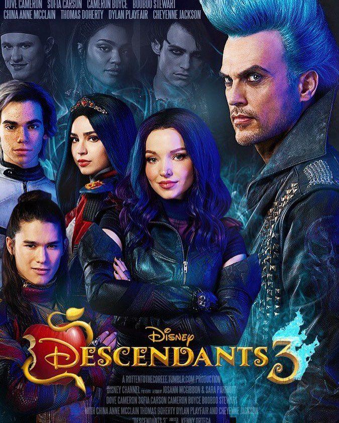 descendants2 #descendants #descendants3 @mrcheyennejackson