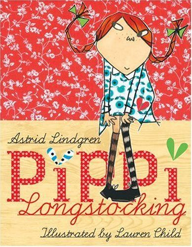 children's book author & illustrator Lauren Child