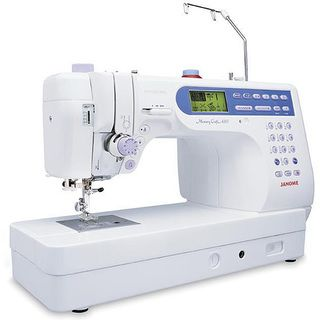 Shop for Janome Memory Craft 6500P Sewing and Quilting Machine. Get free delivery at Overstock.com - Your Online Sewing