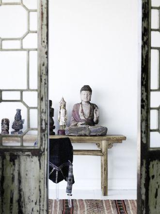 Anders Schønnemann PhotographyDecor, Interiors Style, Asian Style, Anders Schonnemann, Doors Frames, Vintage Interiors, Meditation Room, Zen Style, Buddha