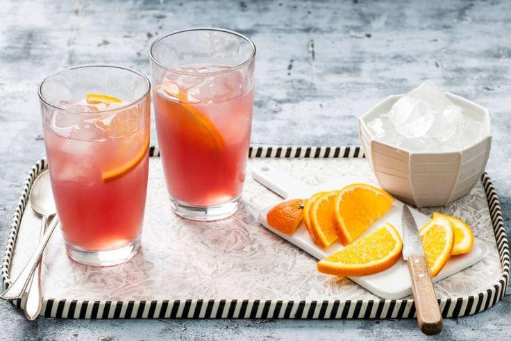 Een cocktail typisch iets voor vrouwen? Welnee, deze stoere biermix is (ook) een echte mannendrank - Recept - Allerhande