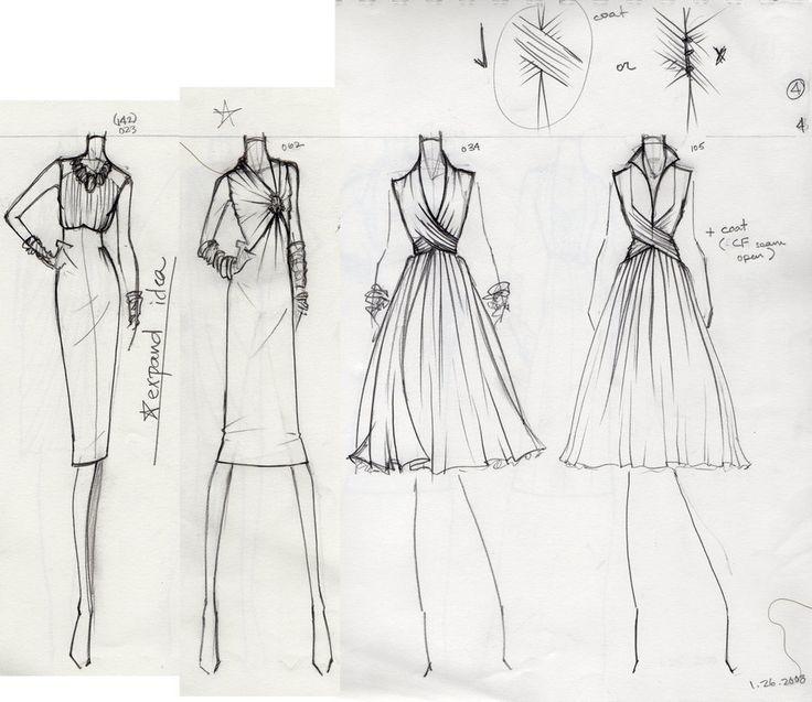 Best 25+ Fashion design portfolios ideas on Pinterest | Fashion ...
