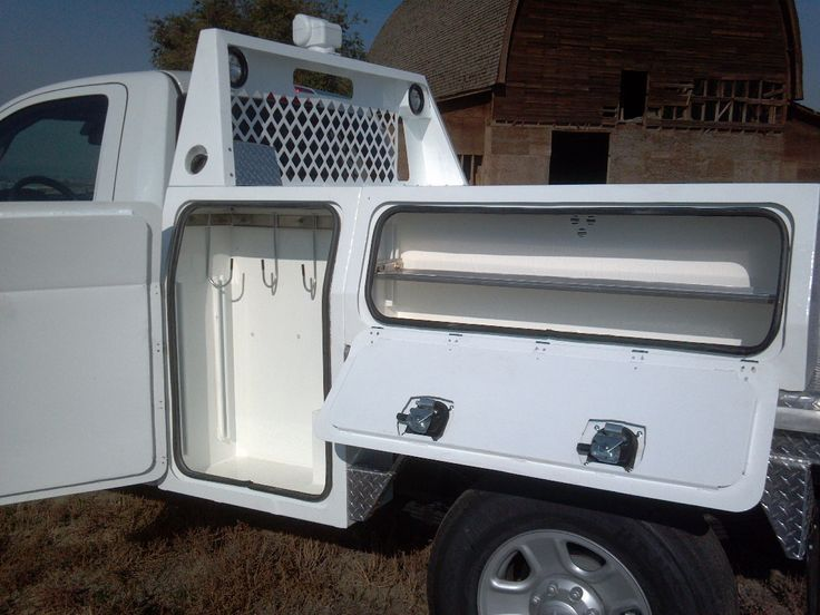 HEAVY Duty / LIGHT Weight combination utility bed & ATV hauler